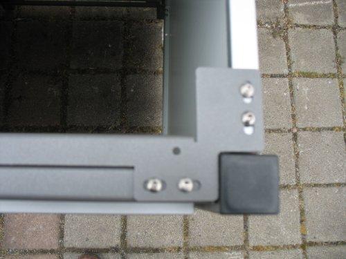m lltonnenbox aus metall f r 4 tonnen je 240 liter m lltonnenbox. Black Bedroom Furniture Sets. Home Design Ideas